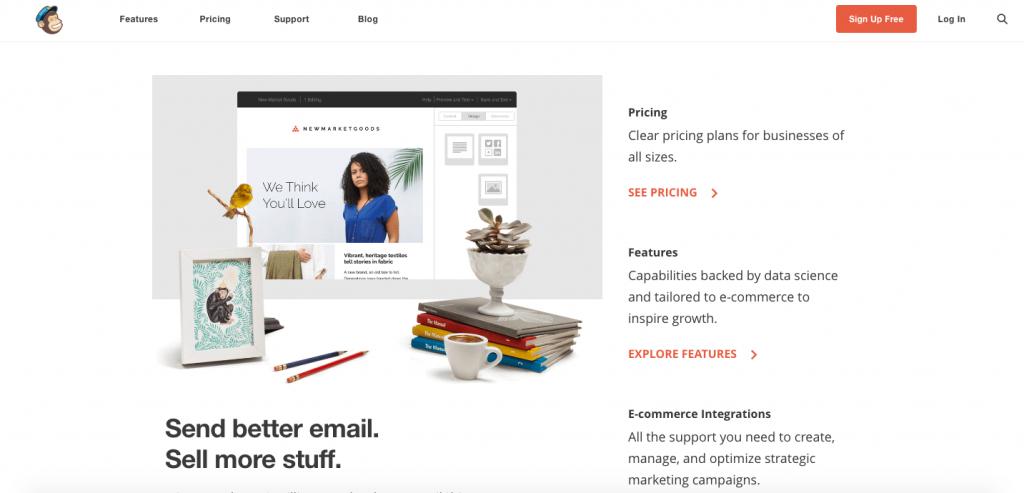 rediger-un-communique-de-presse-mailchimp